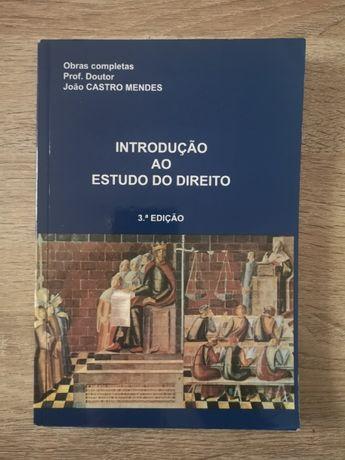 Introdução ao Estudo do Direito 3ª Edição