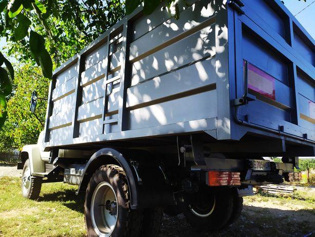 Газ 3307 diesel OM-364 Mercedes4
