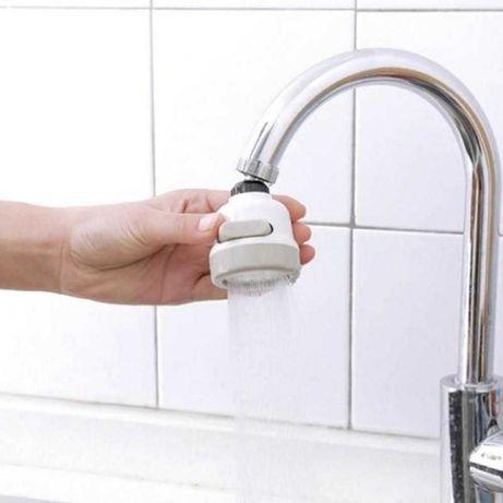 Новая Насадка аэратор для экономии воды Universal splashproof head