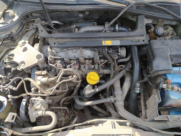 Двигатель  двигун Рено renault 1.9dci trafic Laguna scenic opel vivaro