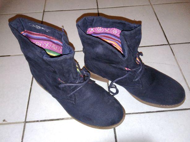 buty ze skóry naturalnej r.36/37