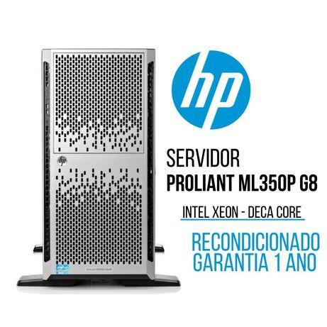 Servidor HP Proliant ML350p G8 - Recondicionado com Garantia