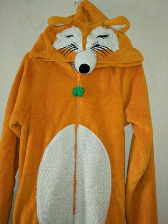 Лиса костюм лисы размер 44-46 лисичка
