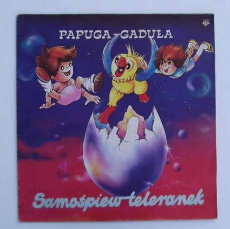 Płyta vinylowa Papuga – gaduła – Samośpiew teleranek