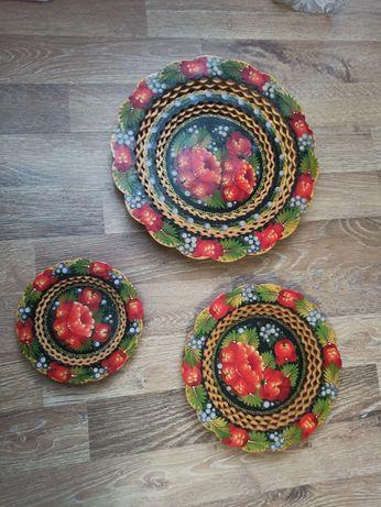 Декоративні тарілки