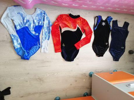 Купальники для занять з гімнастики