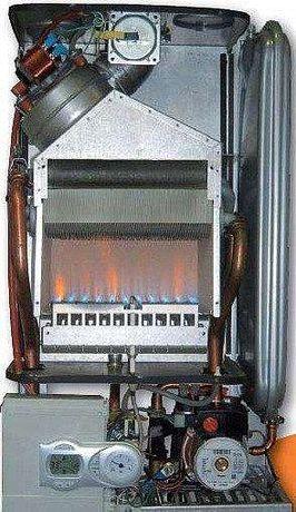 Ремонт газовых колонок, котлов, проточных водонагревателей, газ. плит