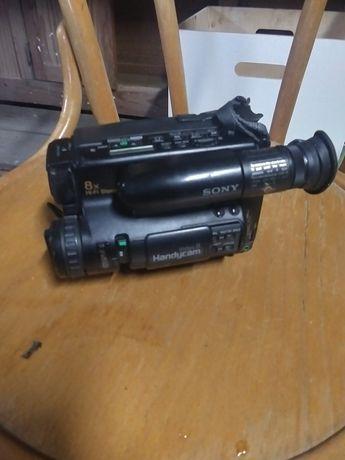 Maquina de filmar sony
