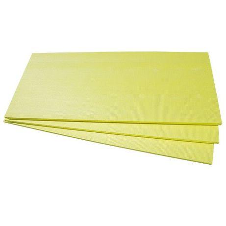 Пенополистирол SYMMER Желтый 1200*550*20мм шершавый