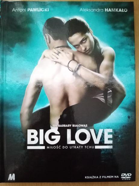Sprzedam DVD BIG Love