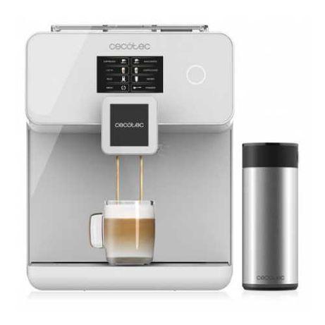 CECOTEC Power Matic-ccino 8000 Touch Serie Bianca, máquina de café
