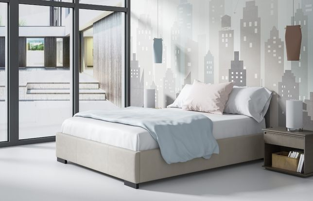 Łóżko sypialniane LOFT