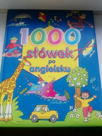 1000 słówek po angielsku