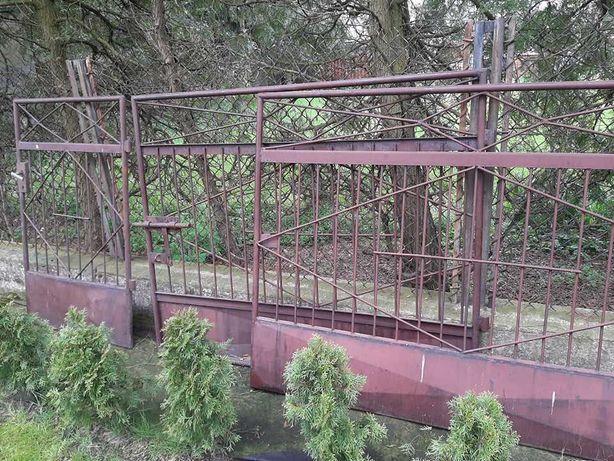 Brama Metalowa (używana)