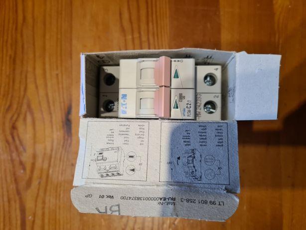 Wyłącznik nadprądowy 2P C 2A 10kA AC PLSM-C2/2-MW
