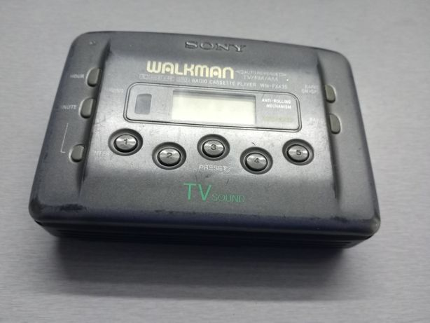 Stary Walkman