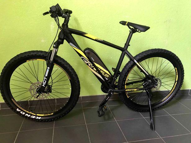 "Электровелосипед GRAVELER 9.4 E-MTB 19"" BLAUPUNKT"