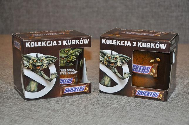 SNICKERS - Gremlins - 2 Nowe Kubki