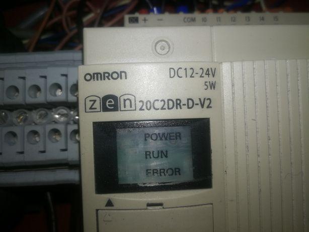 Przekaźnik programowalny OMRON ZEN-20C2DR-D-V2