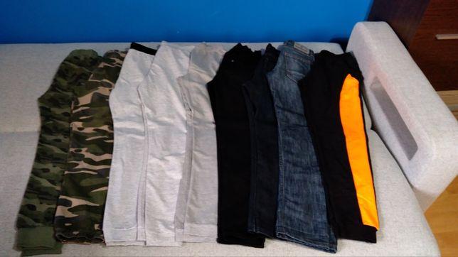 9 spodni dla chłopaka 158/164