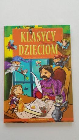 Książeczka dla dzieci Klasycy dzieciom