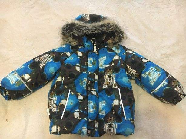 Комплект Lenne куртка і комбез 92+6