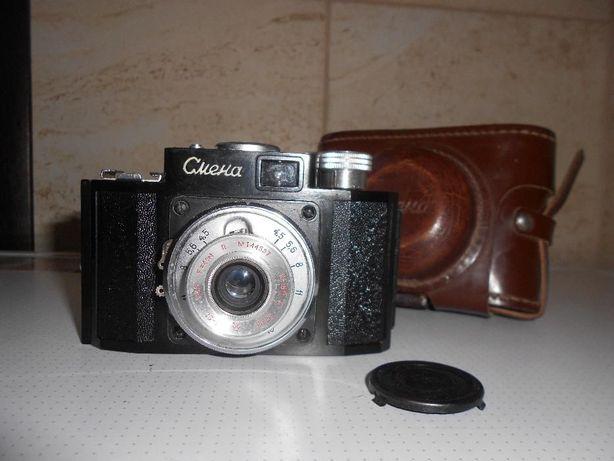 Фотоаппарат Смена коллекционный