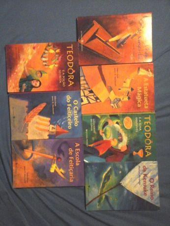 Coleção Estrela do Mar - Livros Infantis Juvenis - ENTREGA IMEDIATA