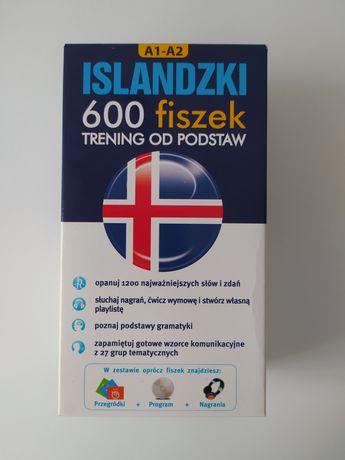 Islandzki 600 fiszek