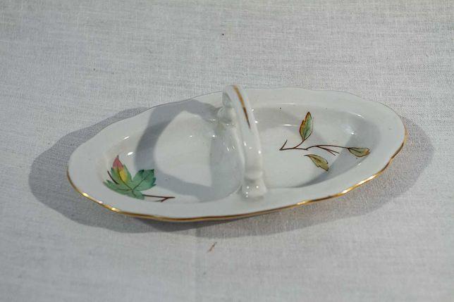 Pieprzniczka solniczka Ćmielów porcelana