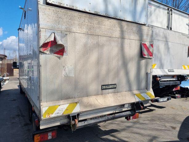 Winda Dhollandia 1000 kg 12V  BUS 2,20m x 1,60m