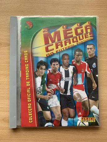 Mega Craques 2006 - Coleção completa