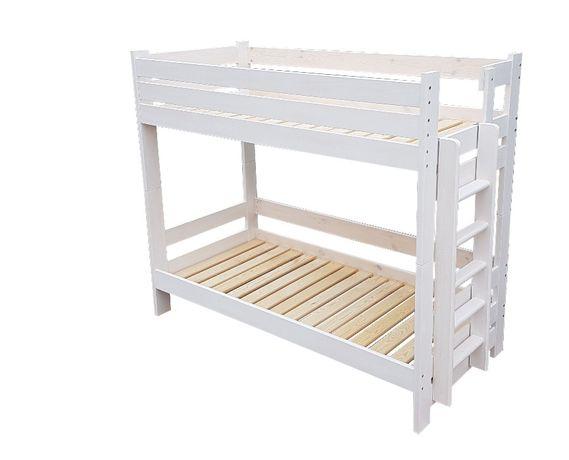Łóżko piętrowe DLA DOROSŁYCH KING KONG 90x200 ogromny prześwit !!!