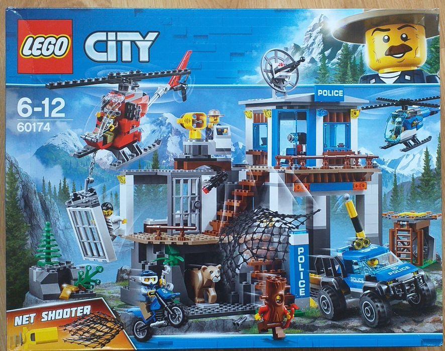 LEGO City 60174 Górski posterunek policji Skierniewice - image 1