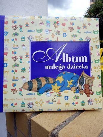 Super album małego dziecka- pamiątka, prezent.