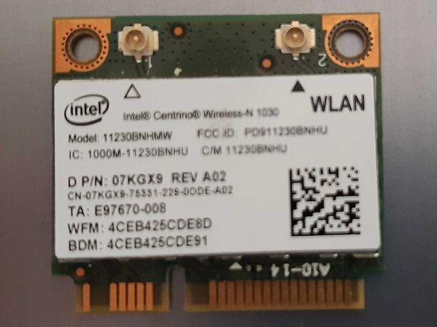 Placa Wireless N1030 - INTEL Modelo 11230BNHMW