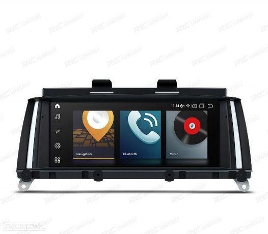 AUTO RADIO GPS ANDROID 10 BMW X3 F25 (11-13) X4 F26 (11-13)