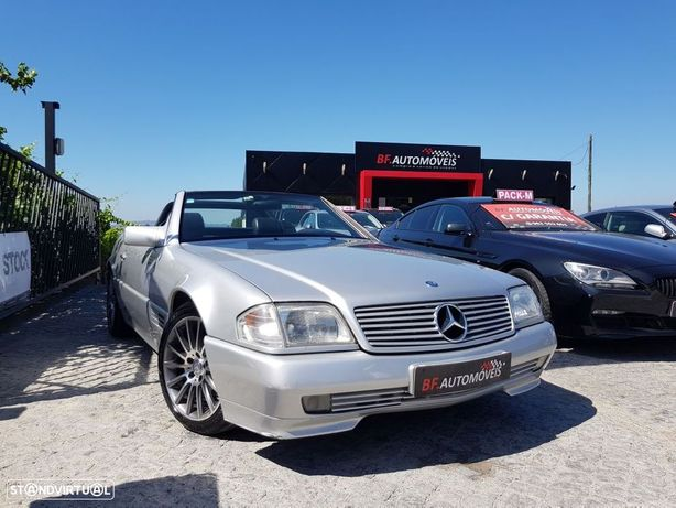 Mercedes-Benz SL 300 24V c/Hard top