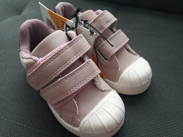 Buty dla dziewczynki rozm. 23 nowe