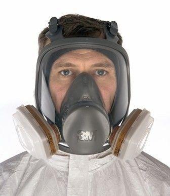 Полнолицевая маска 3м 6800 ОРИГИНАЛ!