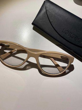 Okulary firmy loretto