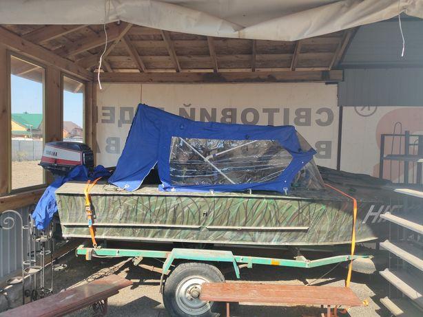 Продам лодку Прогрес-2 с лафетом.