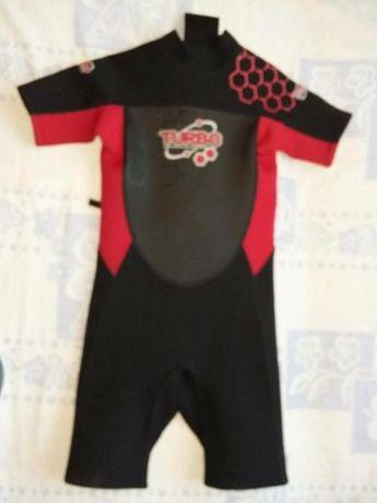 Гидрокостюм turbo kids shortie suit 2015