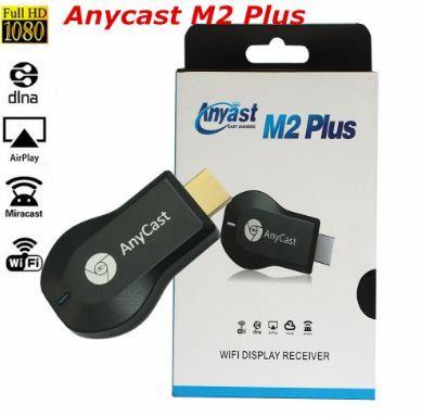 AnyCast M2 Plus ChromeCast hdmi wifi приемник
