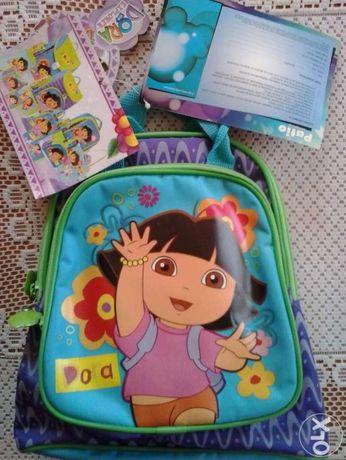 Plecaczek Dora nowy