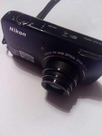 Maquina fotografica nikon coolpix