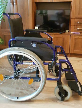 Wózek inwalidzki Vermeiren D200 P - NOWY