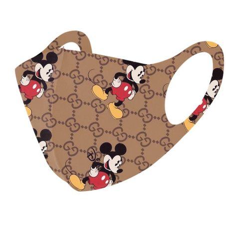 Maska maseczka Disney postacie Minnie Miki mouse myszka