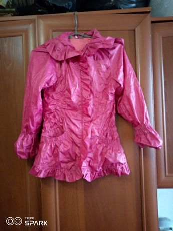 Курточка демисезонная
