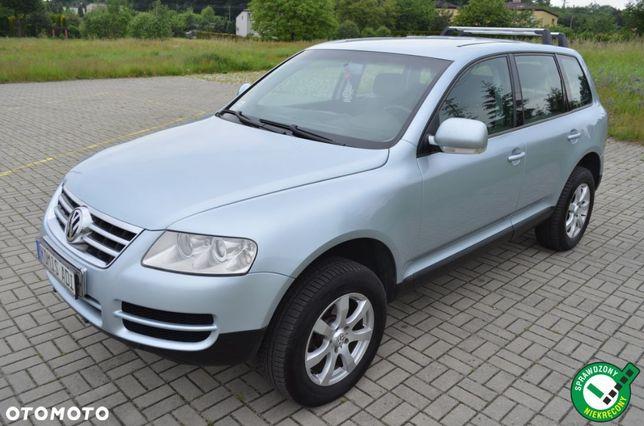 Volkswagen Touareg 2.5 R5 TDI 174KM 4x4 6biegów NAVI/SKÓRA/stan...